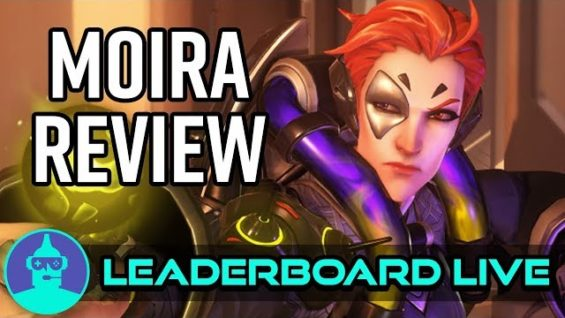 Moira – New Overwatch Hero (Abilities, Lore, Blizzcon +MORE)!!! | The Leaderboard