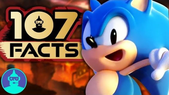 Sonic Forces & Sonic Mania connection EXPLAINED (+107 Facts You Should Know) | The Leaderboard