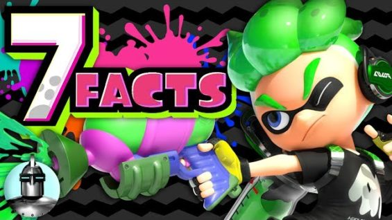 7 Splatoon 2 Facts YOU Should Know!! ? | The Leaderboard