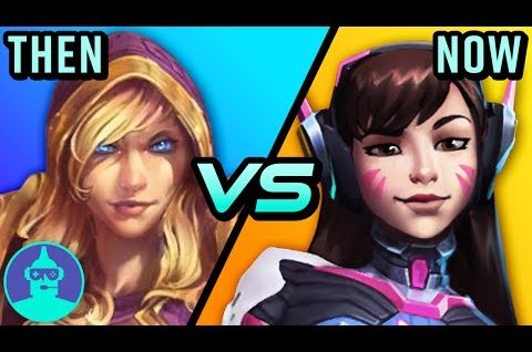 Heroes of The Storm – Beta VS. Now   The Leaderboard