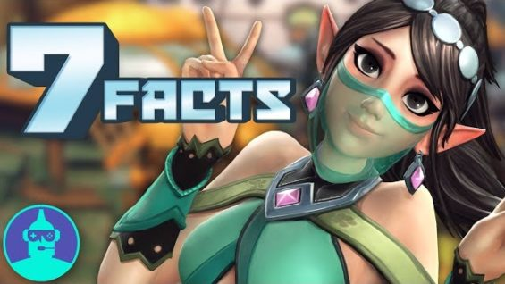 7 Paladins: Champions of the Realm Facts YOU Should Know! | The Leaderboard