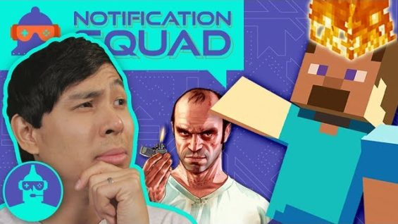 Are Indie Games Killing Triple A Titles??? (PubG, Minecraft, GTA) | Notification Squad S1 E8