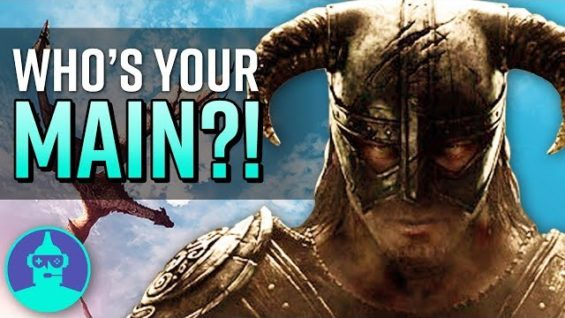 What YOUR Skyrim Race Says About YOU!!! ? | The Leaderboard