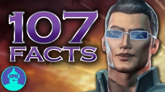 107 Saints Row IV Facts YOU Should Know!! | The Leaderboard