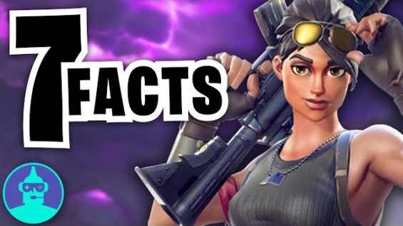 7 Fortnite Facts YOU Should Know!! 🤔  | The Leaderboard