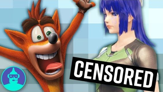 TOP 10 Censored Games!!! ? (Final Fantasy, Crash Bandicoot, Warcraft and more) | The Leaderboard
