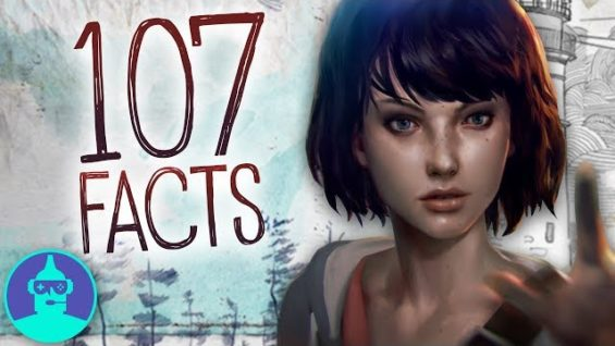 107 Life Is Strange Facts YOU Should Know!!!  ? | The Leaderboard