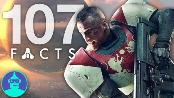 107 Destiny 2 Facts YOU Should Know!!! (No Spoilers) | The Leaderboard
