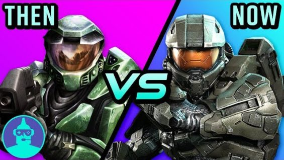 Halo – Then vs. Now (From Combat Evolved to Guardians) | The Leaderboard
