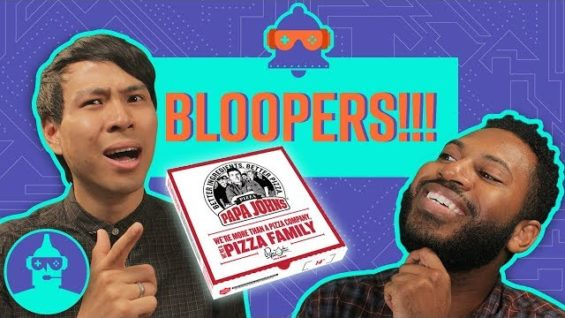 Our Best Bloopers and Fails (Season 1) | Notification Squad S1 E14| The Leaderboard