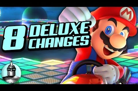 8 Changes to Mario Kart 8 Deluxe (For the Switch) | The Leaderboard