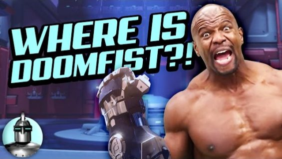 Overwatch – Where is Doomfist??? The Rumors, Abilities and Truth  | The Leaderboard