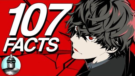 107 Persona 5 FACTS You Should KNOW!   The Leaderboard