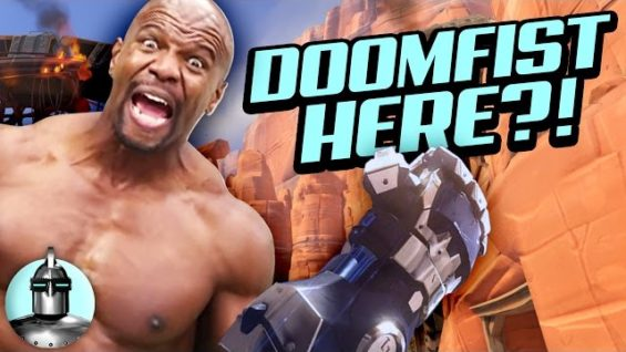 Overwatch: Doomfist Explained! Leaks, Facts & Speculation   The Leaderboard