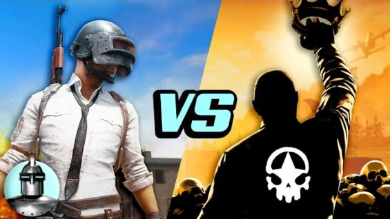 PUBG vs. H1Z1 – What's the difference? | The Leaderboard