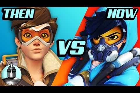 Overwatch – One Year Later (Beta vs. Now) | The Leaderboard
