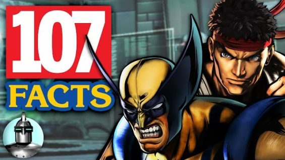 107 Marvel vs. Capcom 3 Facts YOU Should Know!   The Leaderboard