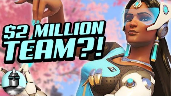 Overwatch is changing eSports FOREVER!!!   Overwatch League   The Leaderboard