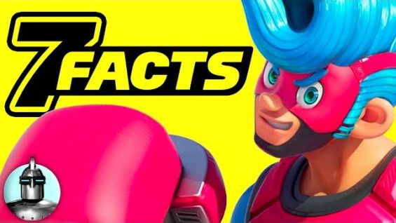 7 ARMS Facts YOU Should Know! | The Leaderboard