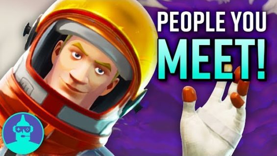 14 Players YOU Meet In EVERY Fortnite Match | The Leaderboard