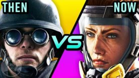 Rainbow Six Siege – Then Vs Now – Evolution From Beta To Now | The Leaderboard