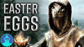 Skyrim Easter Eggs, Secrets & References YOU Missed – Easter Eggs #10 | The Leaderboard