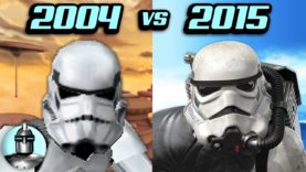 Star Wars Battlefront – Then VS. Now | The Leaderboard