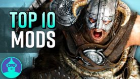 Ten BEST Skyrim Mods On PS4 & Xbox One | The Leaderboard