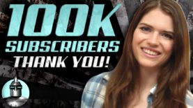 Thank You For 100K Subs! | The Leaderboard