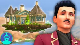 The 7 Most Elaborate Sims Houses EVER!!! (Star Wars Homes, LOTR +MORE) | The Leaderboard