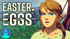 The Legend of Zelda: Breath Of The Wild Easter Eggs YOU Missed – Easter Eggs #9 | The Leaderboard