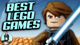 Top 10 LEGO Video Games YOU Should Play ft. The Jovenshire