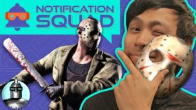 What's The Best Horror Game? (Resident Evil, Friday The 13th & more) | Notification Squad S1 E6
