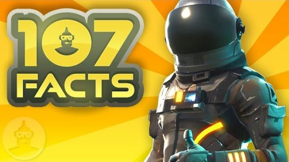 107 Facts About Fortnite Battle Royale | The Leaderboard