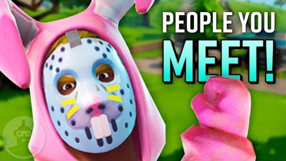 11 More Players YOU Meet In EVERY Fortnite Match! Vol. 2 | The Leaderboard