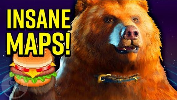 Far Cry 5: The Most Insane ARCADE Maps | The Leaderboard