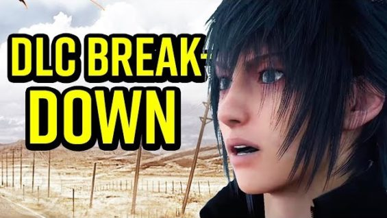 Final Fantasy XV: 4 New Story DLC Episode Announced @ Pax East 2018 | The Leaderboard