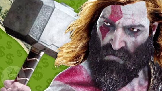 God Of War Reviews Are In!  + Weekly Console Giveaway Winner | The Leaderboard