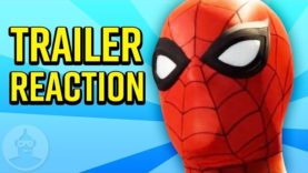 New Spiderman Trailer Reaction Plus Release Date!  | The Leaderboard