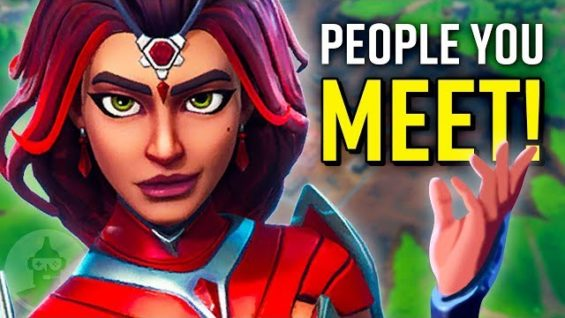 13 MORE Players You Meet In EVERY Fortnite Match Vol 4 | The Leaderboard