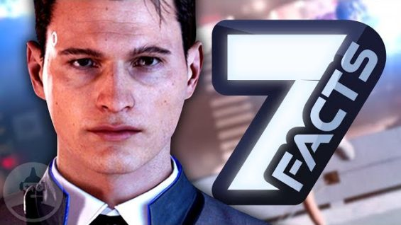 7 Detroit: Become Human Facts YOU Should Know! | The Leaderboard