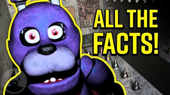 All The Five Nights At Freddy's Fact You Should Know!  | The Leaderboard