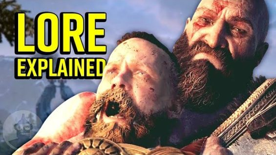 God Of War – Norse Mythology and Lore Explained | The Leaderboard