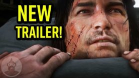New Red Dead Redemption 2 Trailer (Official Trailer #3)   The Leaderboard