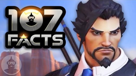 Overwatch Anniversary Best Facts You Should Know Compilation! | The Leaderboard