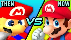 Super Smash Bros – Then Vs Now – The Evolution Of Smash Brothers | The Leaderboard