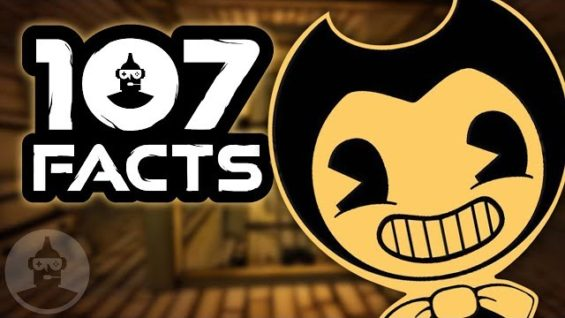 107 Bendy And The Ink Machine FACTS (Feat: MatPat) You Should Know! | The Leaderboard