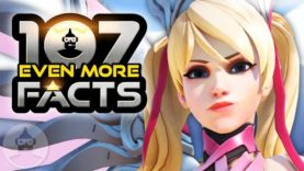 107 Even More Overwatch Facts You Should Know About! | The Leaderboard