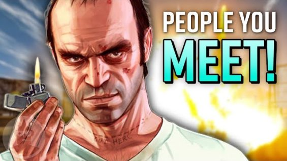 12 Players You Meet In Every GTA Online Match! | The Leaderboard