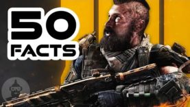 50 Call Of Duty Black Ops 4 Facts You Should Know! | The Leaderboard